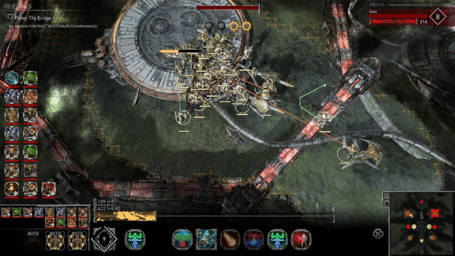 Golem Gates Review - Screenshot 3 of 6