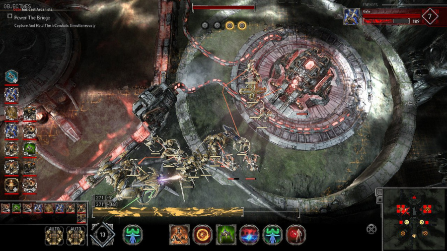 Golem Gates Review - Screenshot 6 of 6
