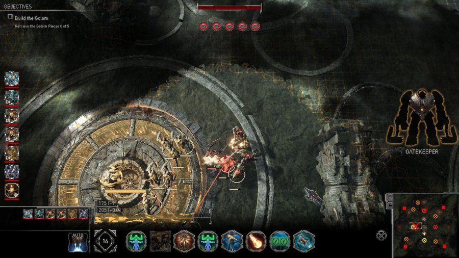 Golem Gates Review - Screenshot 1 of 6