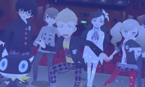 Persona Q2: New Cinema Labyrinth Review - Screenshot 6 of 9