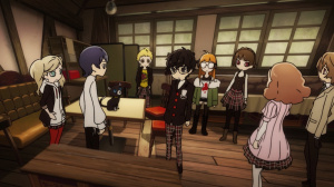 Persona Q2: New Cinema Labyrinth Review - Screenshot 8 of 10