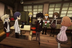 Persona Q2: New Cinema Labyrinth Screenshot