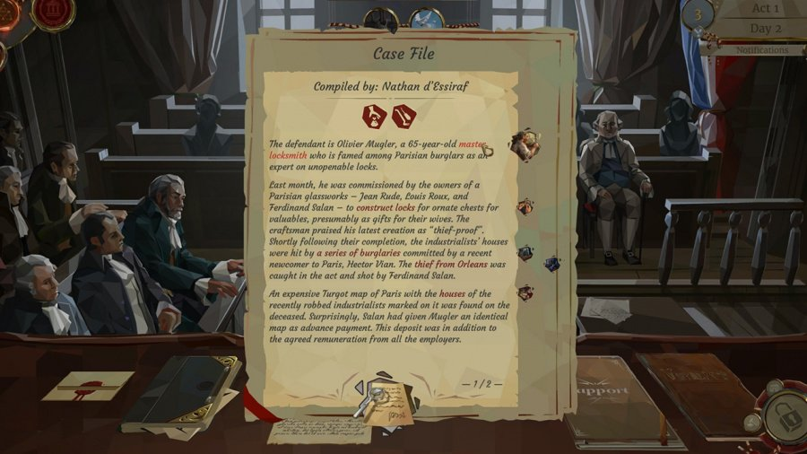 We. The Revolution Review - Screenshot 1 of 4
