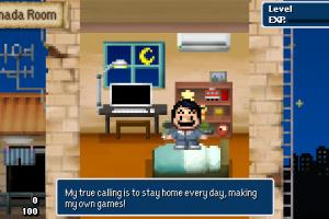 Dandy Dungeon - Legend of Brave Yamada Screenshot