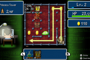 Dandy Dungeon - Legend of Brave Yamada Screenshot