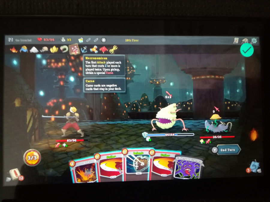 Slay the Spire Review - Screenshot 2 of 4