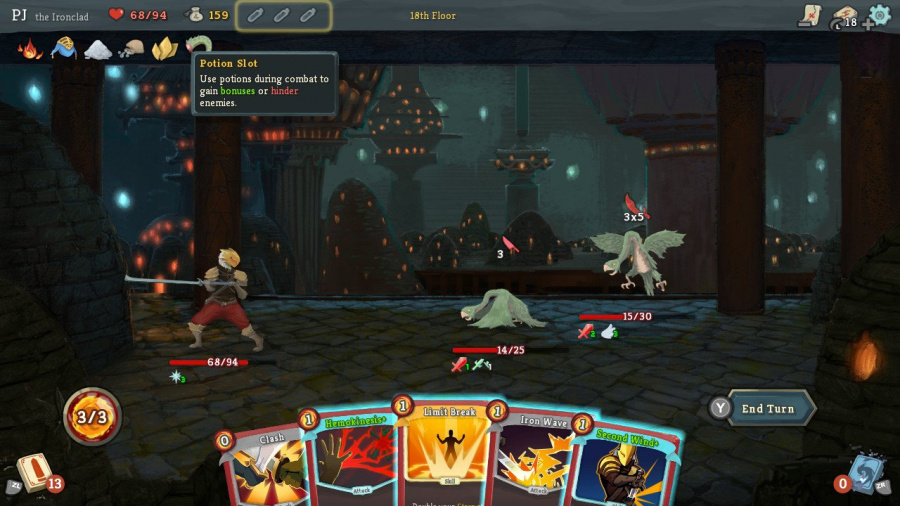 Slay the Spire Review - Screenshot 3 of 4
