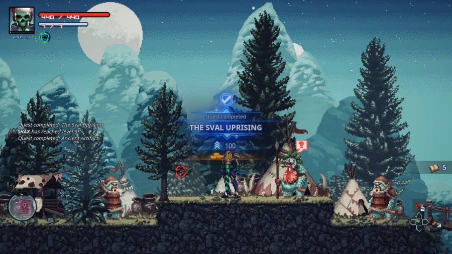 Warlocks 2: God Slayers Review - Screenshot 4 of 4