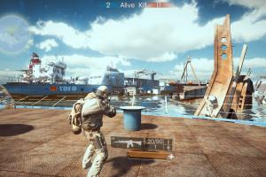 Bullet Battle: Evolution Screenshot