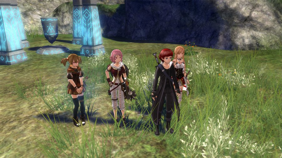 Sword Art Online: Hollow Realization Deluxe Edition Review - Screenshot 2 of 7