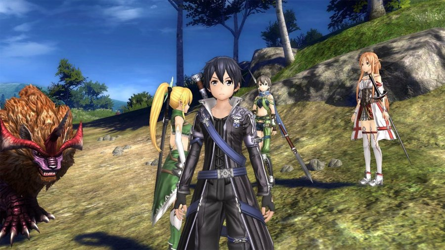 Sword Art Online: Hollow Realization Deluxe Edition Review - Screenshot 4 of 7