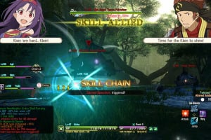Sword Art Online: Hollow Realization Deluxe Edition Screenshot