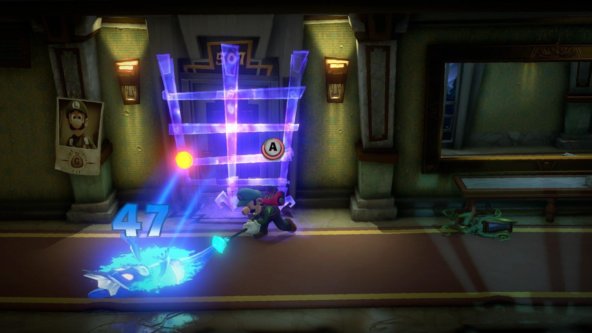 Luigi S Mansion 3 Review Switch Nintendo Switch