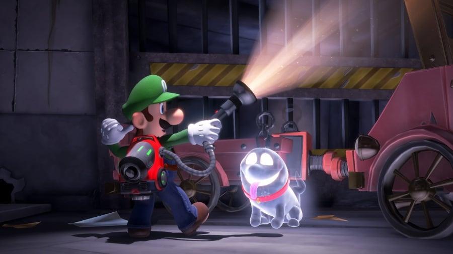 Luigi's Mansion 3 Review - Screenshot 8 of 8