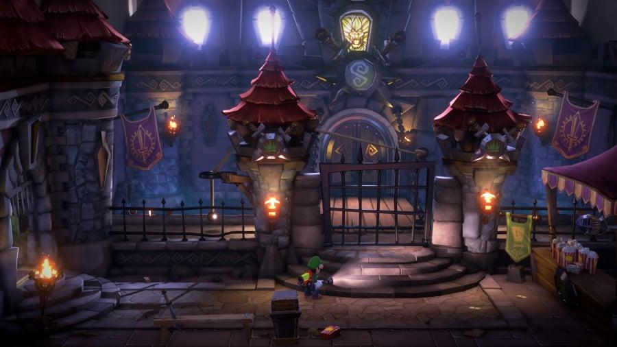 Luigi's Mansion 3 Review - Screenshot 2 of 8