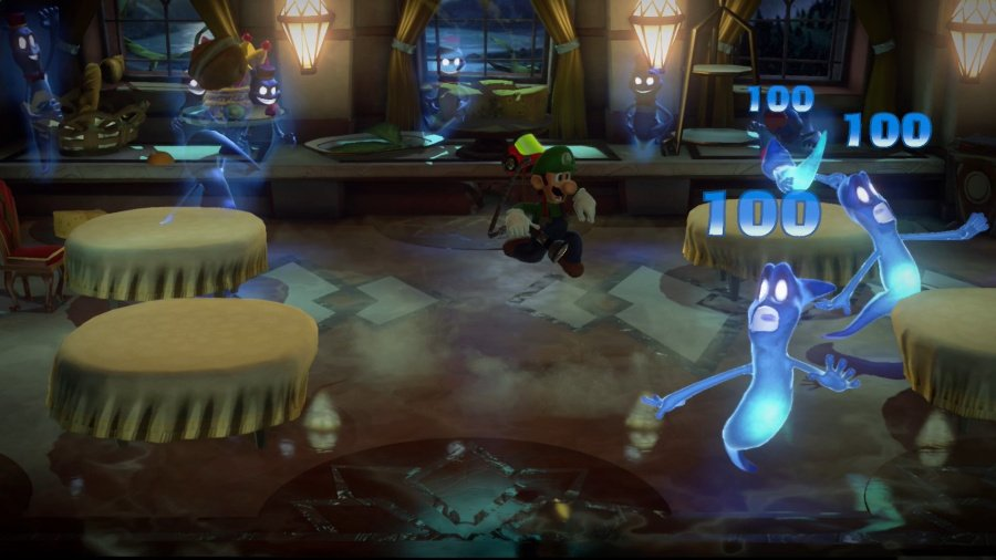 Luigi's Mansion 3 Review - Screenshot 1 of 8