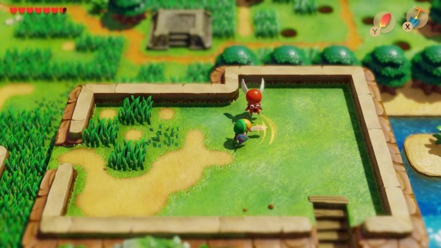 The Legend of Zelda: Link's Awakening Review - Screenshot 6 of 7