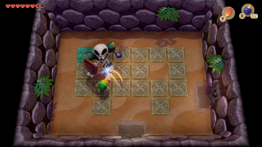 The Legend of Zelda: Link's Awakening Review - Screenshot 3 of 7