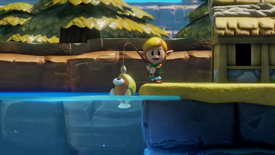 The Legend of Zelda: Link's Awakening Review - Screenshot 7 of 7
