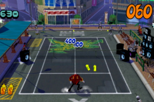SEGA Superstars Tennis Screenshot