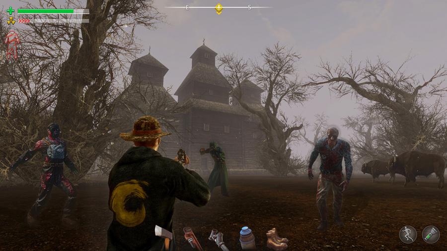 Radiation City Review - Screenshot 2 of 3