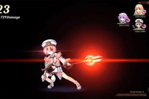 Super Neptunia RPG Screenshot