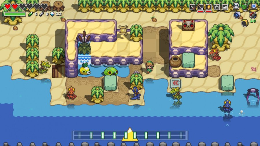 Cadence of Hyrule: Crypt of the NecroDancer Featuring The Legend of Zelda Review - Screenshot 7 of 7