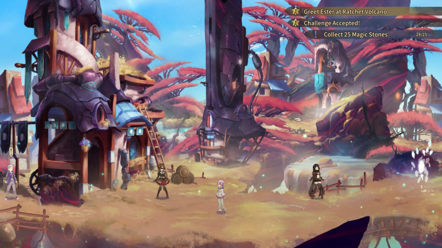 Super Neptunia RPG Review - Screenshot 3 of 4