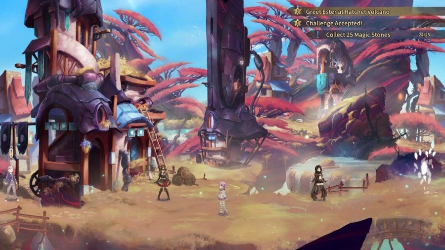 Super Neptunia RPG Review - Screenshot 2 of 4