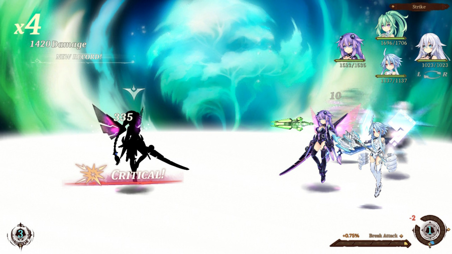 Super Neptunia RPG Review - Screenshot 4 of 4