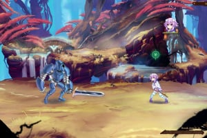 Super Neptunia RPG Screenshot