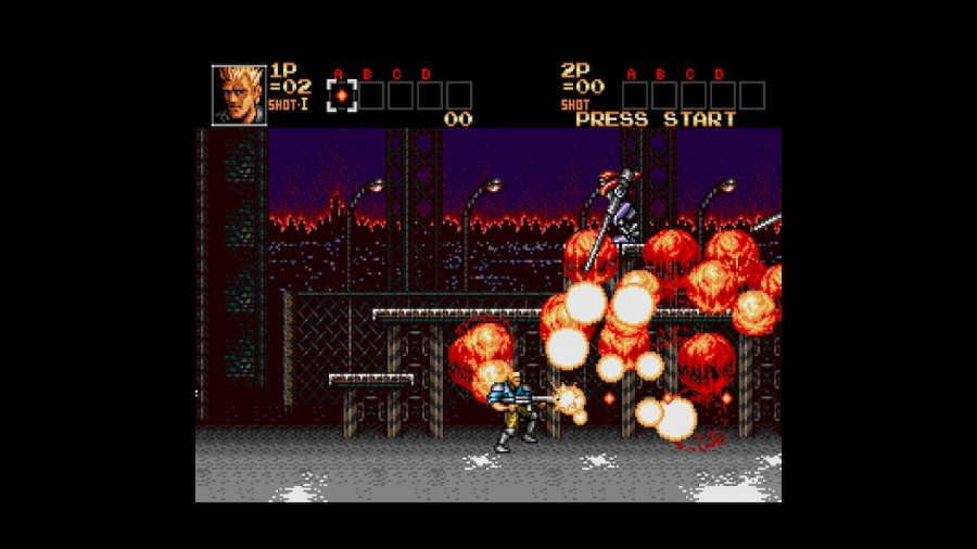 Contra Anniversary Collection Review - Screenshot 4 of 5