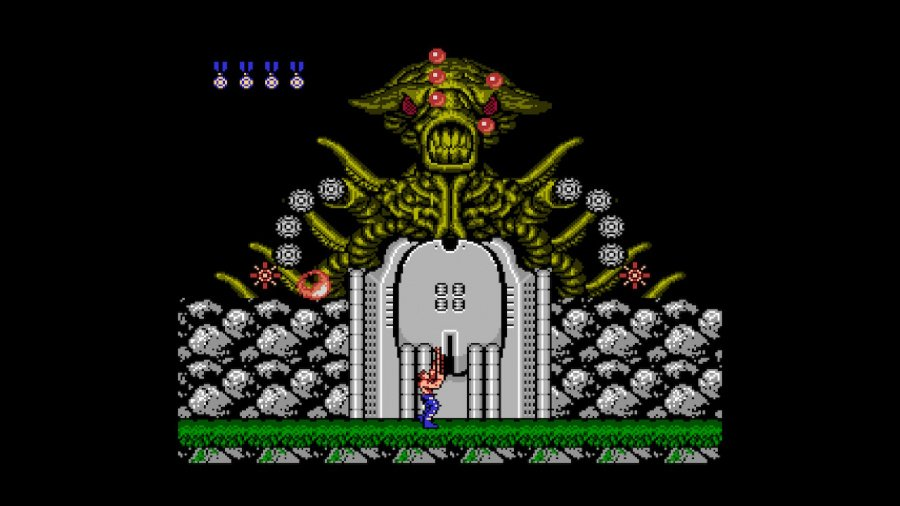 Contra Force Sprites
