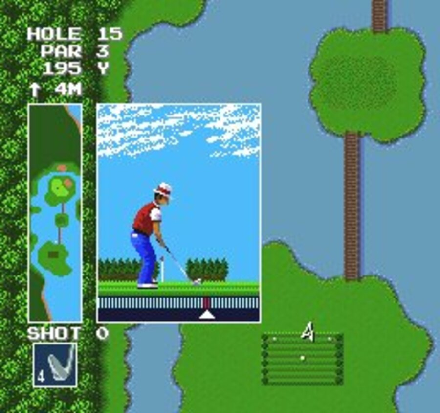 Power Golf Screenshot