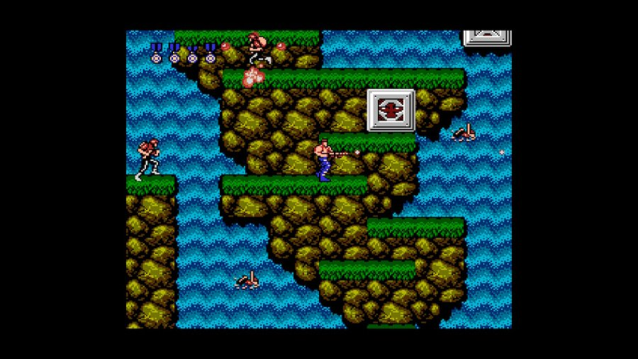 Contra Anniversary Collection Review - Screenshot 5 of 6