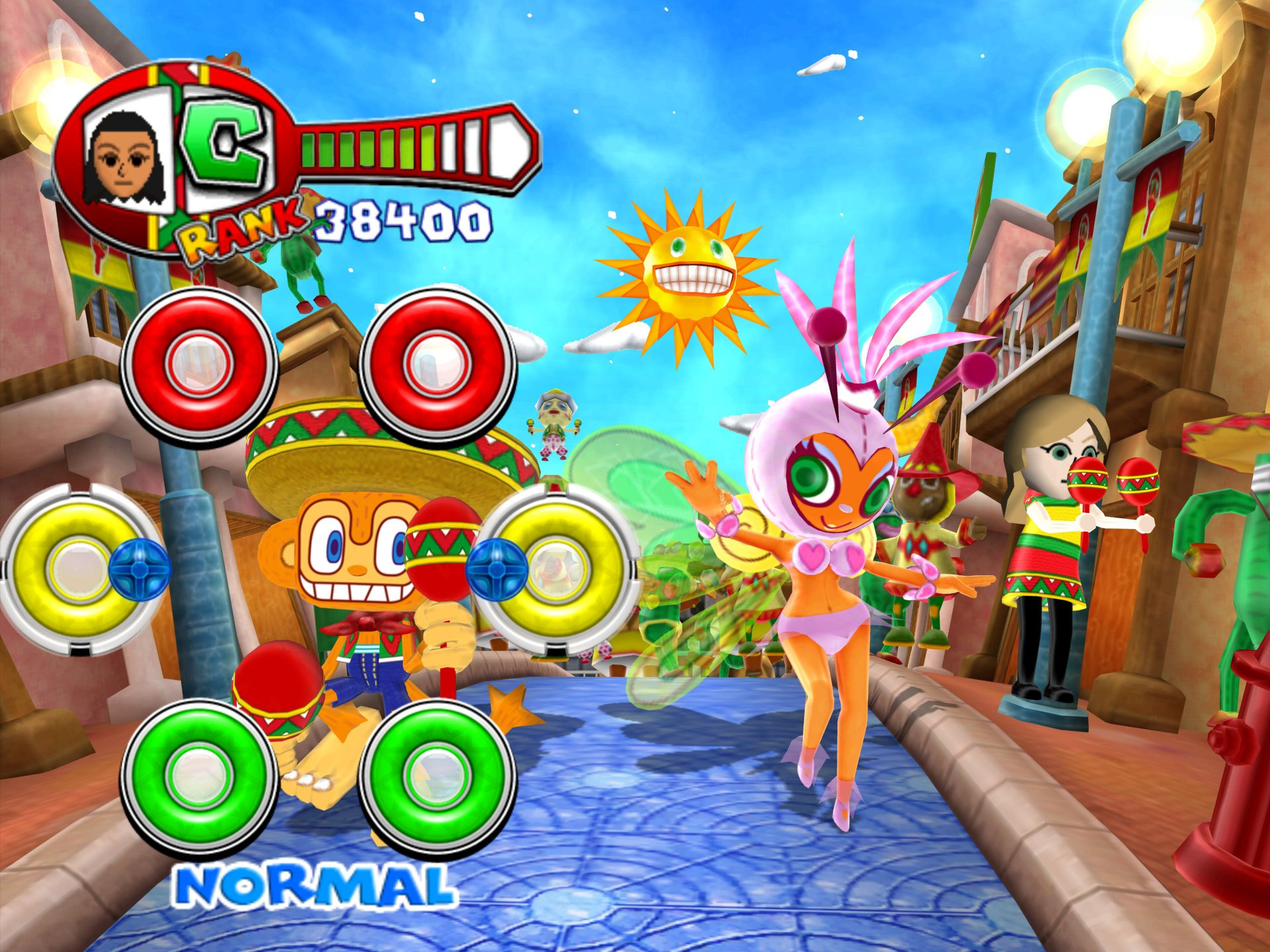Samba De Amigo Screenshot