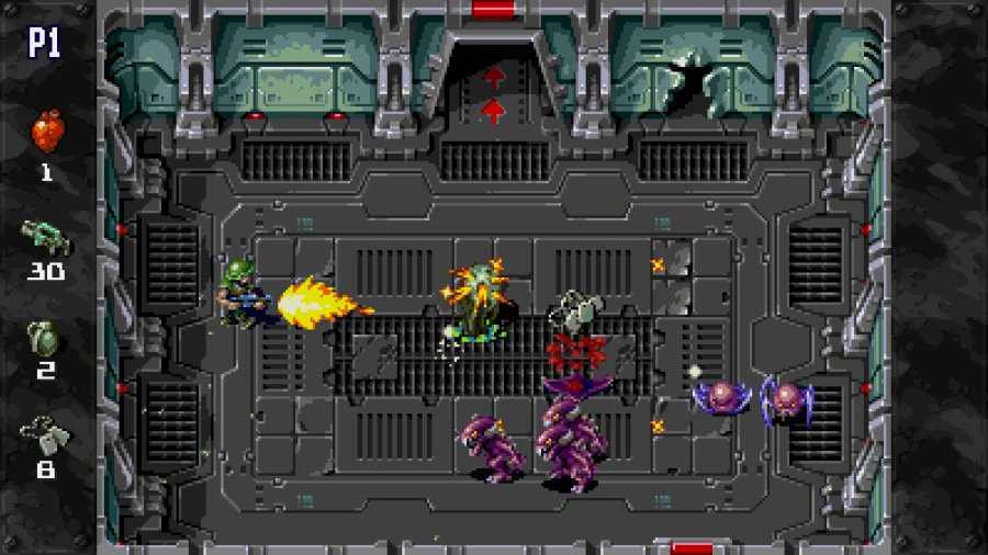 Xeno Crisis Review - Screenshot 3 of 4