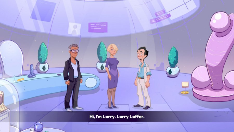 Leisure Suit Larry - Wet Dreams Don't Dry Review - Screenshot 1 of 3