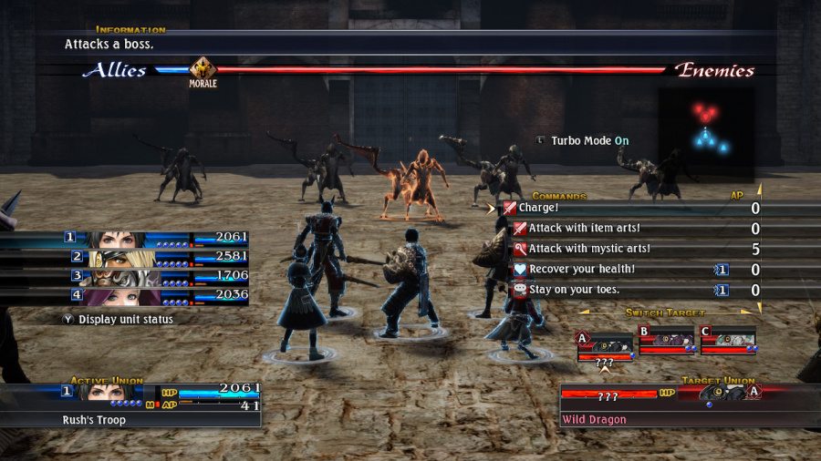 The Last Remnant Remastered Review - Screenshot 4 of 8