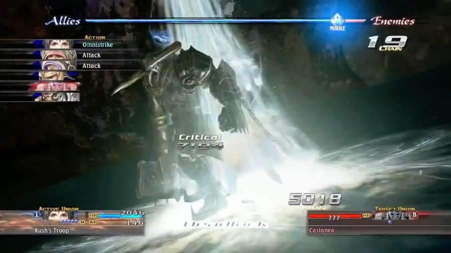 The Last Remnant Remastered Review - Screenshot 5 of 8