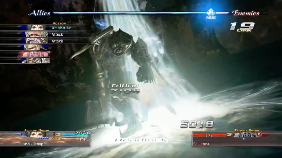 The Last Remnant Remastered Review - Screenshot 1 of 8