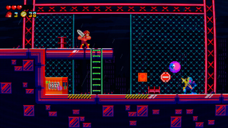Cybarian: The Time Traveling Warrior Review - Screenshot 1 of 3