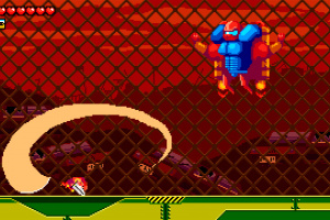Cybarian: The Time Traveling Warrior Screenshot