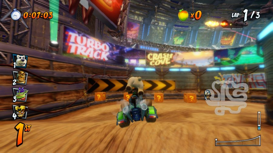 Crash Team Racing Nitro-Fueled Review - Screenshot 2 of 6