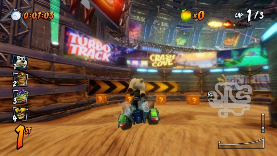 Crash Team Racing Nitro-Fueled Review - Screenshot 4 of 6