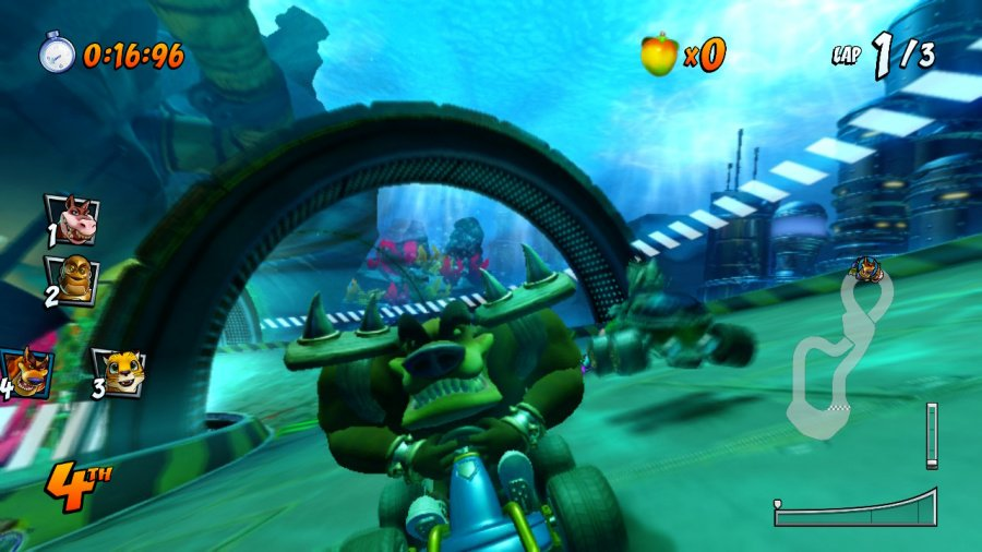 Crash Team Racing Nitro-Fueled Review - Screenshot 4 of 6