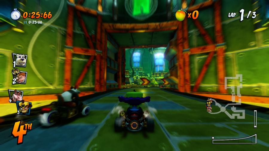 Crash Team Racing Nitro-Fueled Review - Screenshot 5 of 6