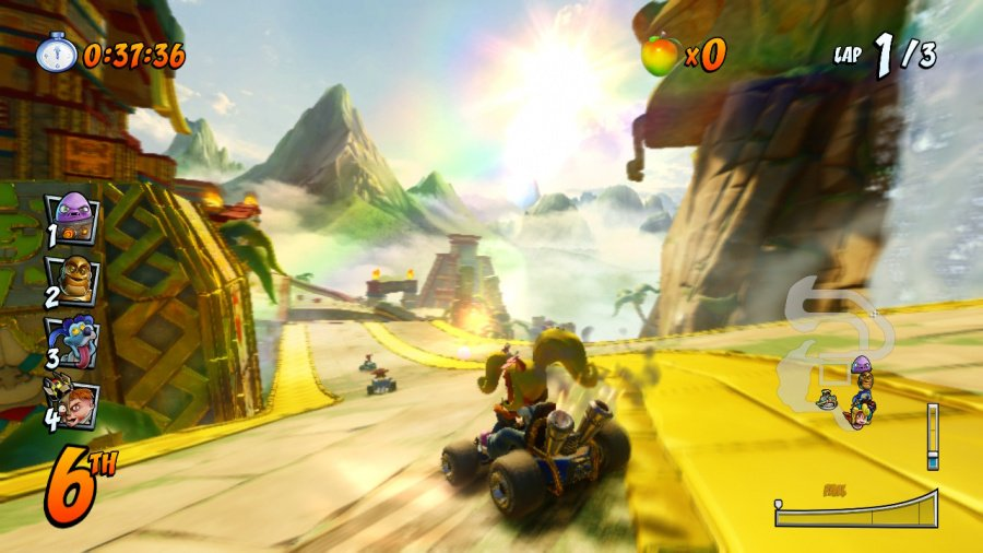 Crash Team Racing Nitro-Fueled Review - Screenshot 5 of 6