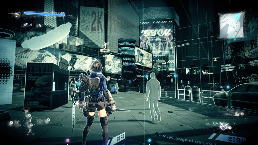 Astral Chain Review - Screenshot 6 of 9