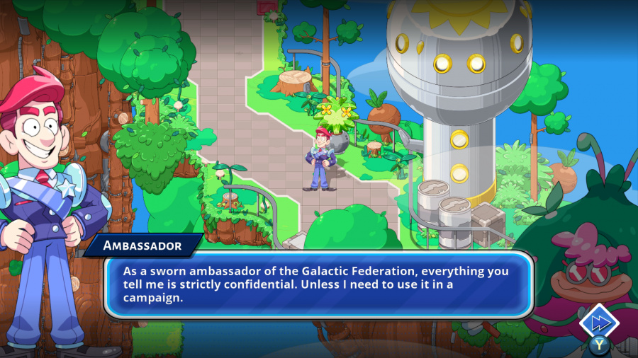 Citizens of Space Review - Screenshot 4 of 6